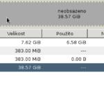 VirtualBox – Zvětšení disku